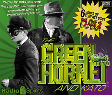 The Green Hornet is an adaptation of a radio show that first aired on