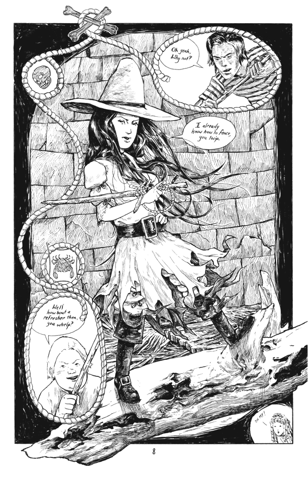 John Persons Plantation Comics