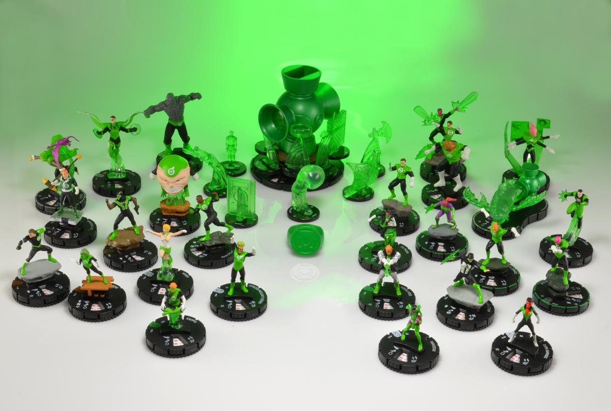 Heroclix Green Lantern Corps War of Light