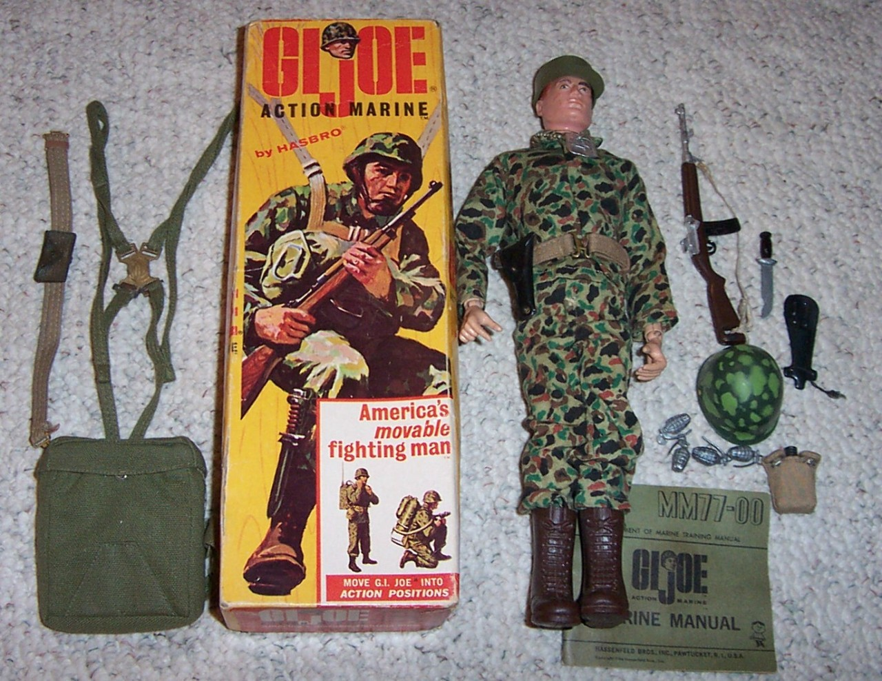 Original G.I Joe figure